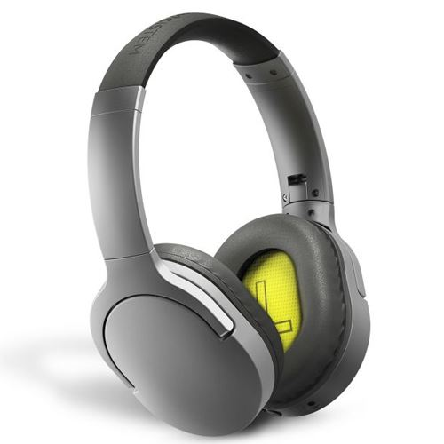 Auriculares Noise Cancelling Energy Sistem Travel 5 Gris