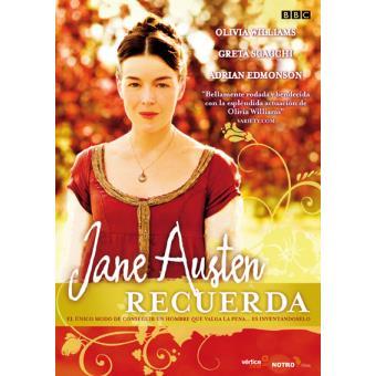 Jane Austen recuerda - DVD