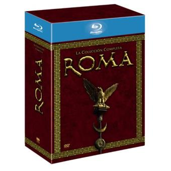 Pack Roma:  Serie Completa - Blu-Ray