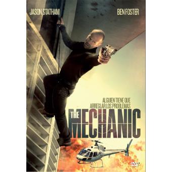 The Mechanic - DVD