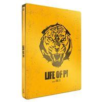 La vida de Pi - Steelbook Blu-Ray