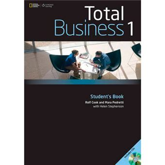 Total Business 1 - Student's Book + CD