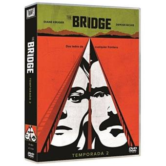 The Bridge - Temporada 2 - DVD
