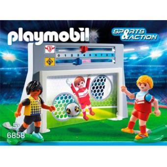 Playmobil Punteria + Marcador
