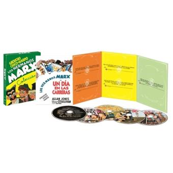 Pack Hermanos Marx - DVD