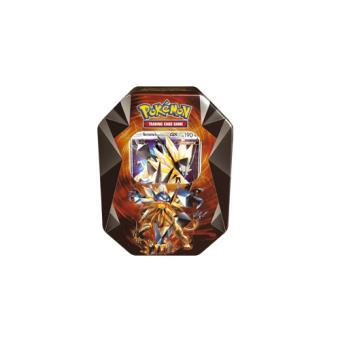 Caja metálica Pokémon Necrozma Prisma - Varios Modelos