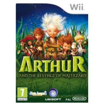 Arthur And Revenge Maltazard Wii
