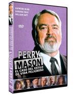 Perry Mason: El caso del estilo de vida peligroso - DVD