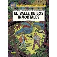 Blake y Mortimer 26. El valle de los inmortales 2