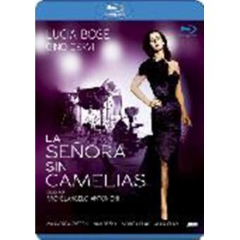 La señora sin camelias - Blu-Ray