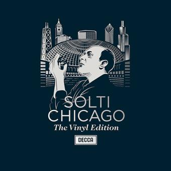 Box Set The Chicago Years - Vinilo