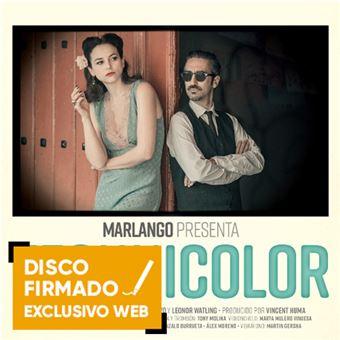 Technicolor - Disco Firmado