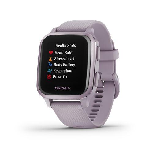 Smartwatch Garmin Venu SQ Lavanda