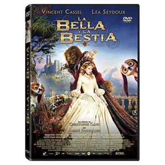 La Bella y La Bestia (2014) - DVD