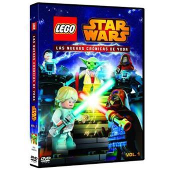 LEGO Star Wars: Las nuevas crónicas de Yoda Vol. 1 - DVD