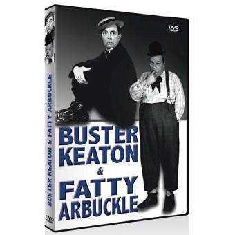 Buster Keaton y Fatty Arbuckle - DVD