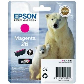 Epson 26 Tinta magenta