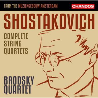 Shostakovich. Complete String Quartets (Edición 6 CD)