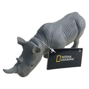 Figura rinoceronte National Geographic