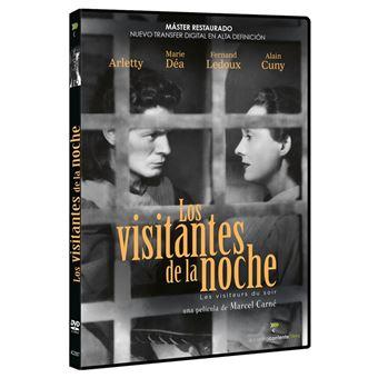 Los visitantes de la noche V.O.S. - DVD