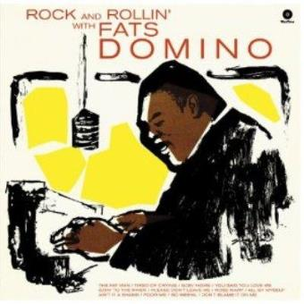 Rock And Rollin' With Fats - Vinilo