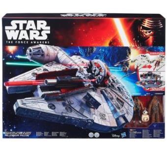 Star Wars Halcón Milenario electrónico