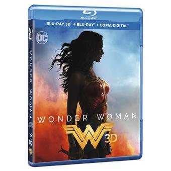 Wonder Woman - 2017 - 3D + Blu-Ray