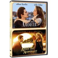 Pack Antes del amanecer + Antes del atardecer - DVD