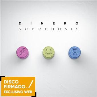 Sobredosis - Disco Firmado