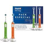Cepillo eléctrico Oral-B Pro 600 Cross Action Kit
