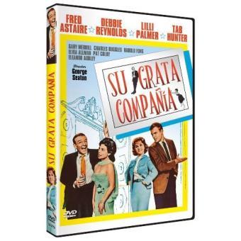 Su grata compañía - DVD