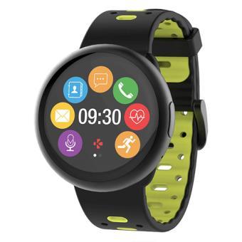Smartwatch Mykronoz ZeRound 2 HR Premium Negro/Amarillo