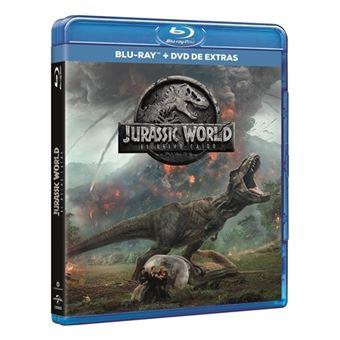 Jurassic world 2: El reino caído - Blu-Ray + DVD Extras