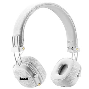 Auriculares Bluetooth Marshall Major III Blanco