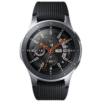 Smartwatch Samsung Galaxy Watch 46 mm LTE 4G eSim Silver