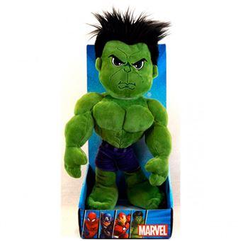 Peluche Marvel Action Hulk 25 cm