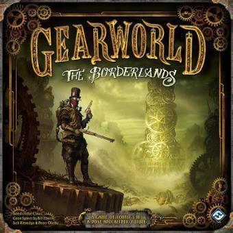 Gearworld. The borderlands