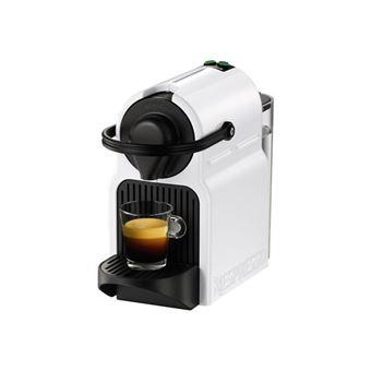 Cafetera Nespresso Krups Inissia Blanco
