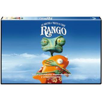 Rango - DVD Ed Horizontal