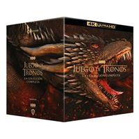 Juego de Tronos: La colección completa - UHD + Blu-ray