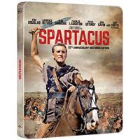 Espartaco - Steelbook Blu-Ray