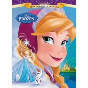Frozen. El gran libro de la pelicula