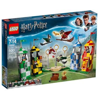 LEGO Harry Potter 75956 Partido de Quidditch™