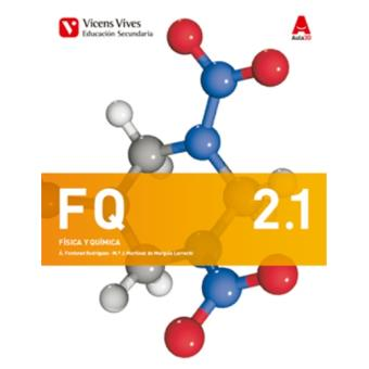 FQ 2 (2.1-2.2 Física y Química) ESO Aula 3D