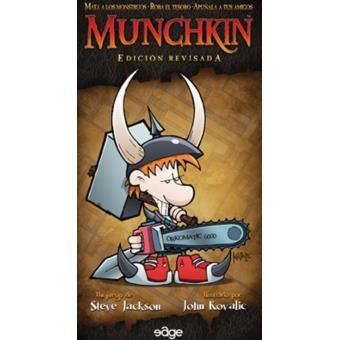 Munchkin (Edición Revisada) Cartas