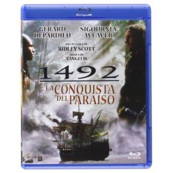 1492 La Conquista del Paraiso BD - Blu-Ray