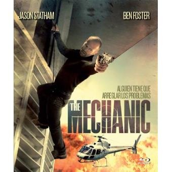 The Mechanic - Blu-Ray