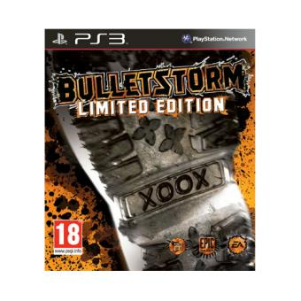 Bulletstorm Edición Limitada PS3
