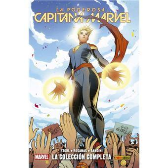 La Poderosa Capitana Marvel: La colección completa 100% Marvel HC
