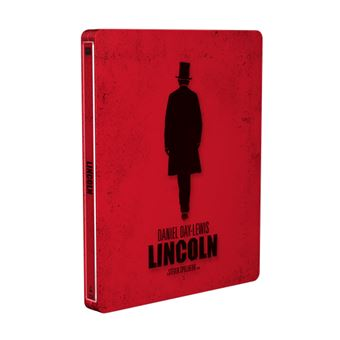 Lincoln - Steelbook Blu-Ray